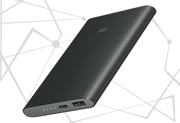 Купить Xiaomi Mi Power Bank в Крыму