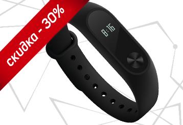 Купить фитнес-браслет Xiaomi Mi Band2