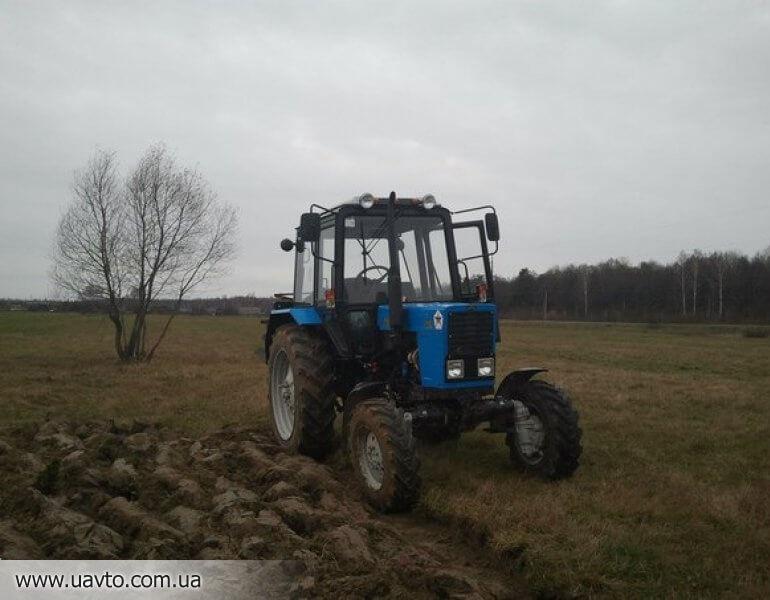 Продаю трактор МТЗ 82.1