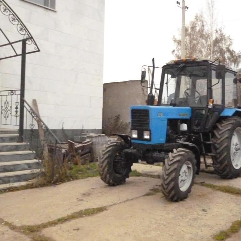 Трактор Мтз-82,1 2011г.в. наработка 1300м\ч